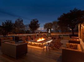 伯灵顿湖尚普兰希尔顿酒店