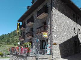 拉斯涅韦斯酒店, Linás de Broto