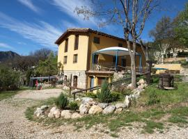 阿尔伯格托雷德尔格巴罗酒店, Sant Llorenc de Morunys (Port del Compte附近)