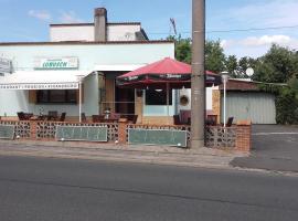 Restaurant Pension Lubusch Gahro
