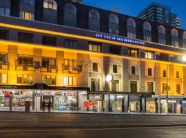 墨尔本南方大酒店,位于墨尔本的酒店