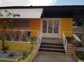 Résidence Oumar, Yamoussoukro (Sinfra附近)