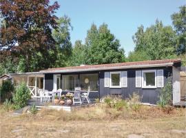 Three-Bedroom Holiday Home in Frederiksvark