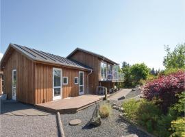 Three-Bedroom Holiday Home in Struer