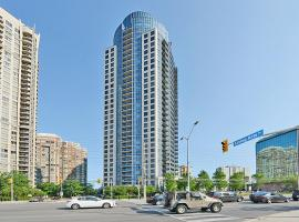 Sarkar Suites - Mississauga DownTown