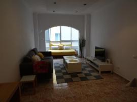Amplio apartamento a 50 metros de la Playa