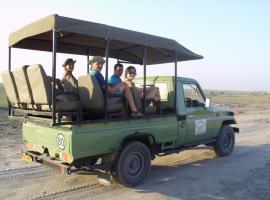 Steenbok Safaris