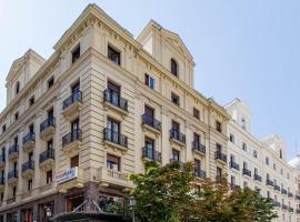 阿巴迪亚马德里旅馆,位于马德里的旅馆