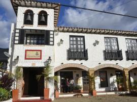 Hotel Capitan Ricaurte, Villa de Leyva