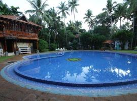 1 BR Cottage in North Cliff, Varkala (9DBC), by GuestHouser