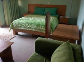 Mataan Hotel and Suites, Ibadan (Afijio附近)