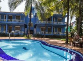 1 BR Boutique stay in Calangute (CD69), by GuestHouser