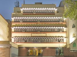 1 BR Boutique stay in Sindhi Camp, Jaipur (8A28), by GuestHouser