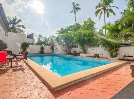 1 BR Boutique stay in Morjim - North Goa (E727), by GuestHouser