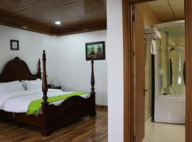 1 BR Boutique stay in Indira Gandhi Stadium Road., Kohima (0A95), by GuestHouser, Kohīma