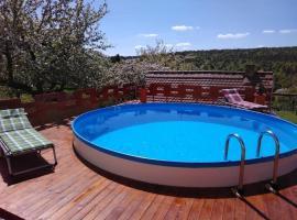 Ferienhaus Sunny mit Pool - [#94398]