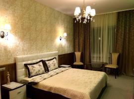 康福广场酒店, Cheboksary