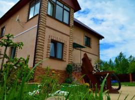 Myshetskoe cottage - II, Myshetskoye (Lake Krugloye附近)