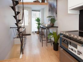 3Levels - Small apartment in the hart of Oslo