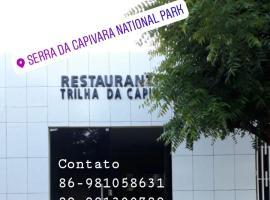 POUSADA E RESTAURANTE TRILHA DA CAPIVARA