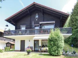 Two-Bedroom Apartment in Arrach
