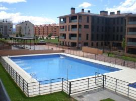 圣巴比伦公寓, 哈卡 (San Juan de la Pena and Monte Oroel附近)