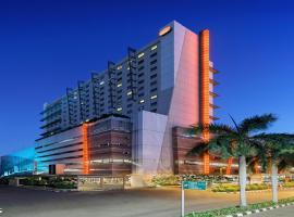 雅加达椰风伽德哈里斯酒店及会议中心