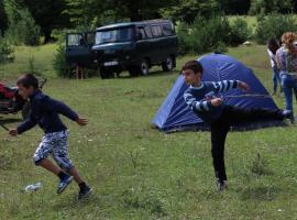 Na Ne camping