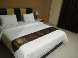 JTS Hotel, Si Antar