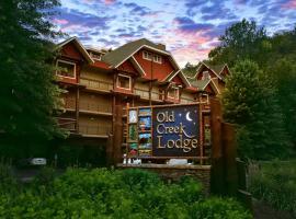 Old Creek Lodge, 加特林堡