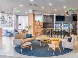 迪耶普马德里机场套房酒店,位于马德里的公寓