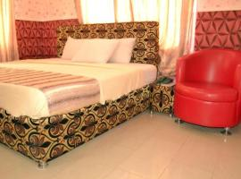 Link Majestic B2 Suite and Hotel Accommodation., Ibadan (IbadanSouth-West附近)