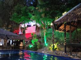 Blue Ribbon Dive Resort, 马比尼