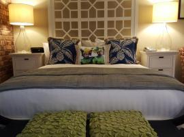 波丽娜棕榈精品汽车旅馆
