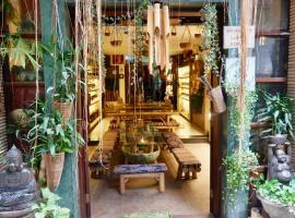 纽阳沙克 - 西贡茶咖啡和烈酒系列酒店