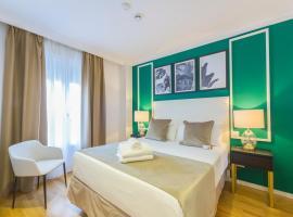 L&H格兰精选公寓酒店,位于马德里的公寓