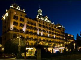 德斯伊利斯波若梅斯大酒店, 斯特雷萨