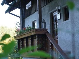 """Ferienwohnung Köck """"Auszeit"""" in Hirschreuth Saldenburg"""