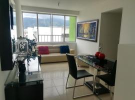 Apartamento Conjunto Azalia