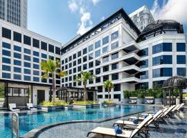 Grand Park City Hall (SG Clean),位于新加坡新加坡美术馆附近的酒店