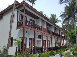 Hotel ACE Ngapali, 额布里