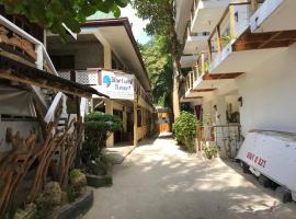蓝珊瑚长滩岛住宿加早餐旅馆,位于长滩岛的酒店