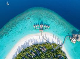 马尔代夫克哈瓦岛安纳塔拉别墅度假酒店