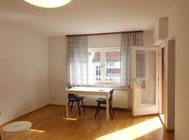 Wohnung am Neckar