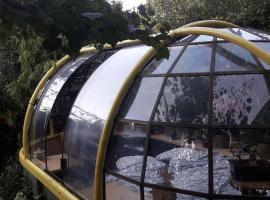 Greenhouse slaapkamer