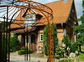 Ferienhaus im Bauerngarten
