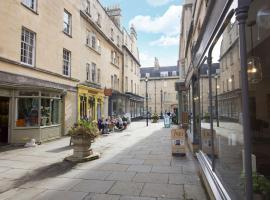 Charming Apt for 2 between Circus & Royal Crescent