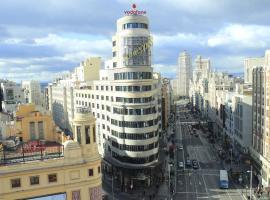 Alójate en el corazón de Madrid