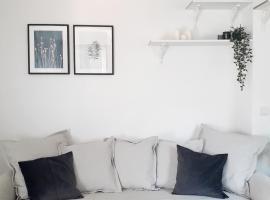 Appartement Paris-Belleville II