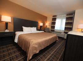 达拉斯沃斯堡机场北优质套房酒店